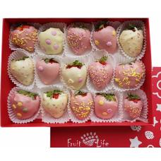 Полуниця в шоколаді Pinko