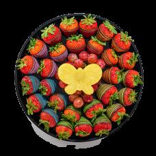 """Fragola"" Fruit and chocolate mix"